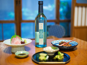 Mukantei with Japanese stylish dining table