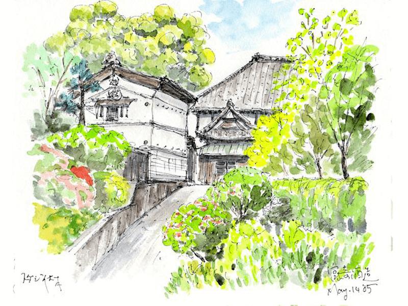 Miyazaki Brewery in Chiba prefecture