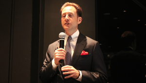 Maximilian Riedel, the 11th owner of Riedel