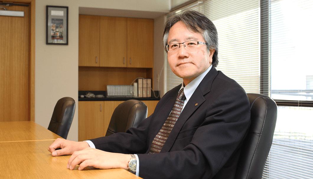 Gekkeikan USA President Masahiro Namise