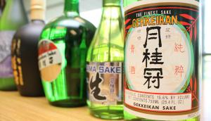 Traditional sake