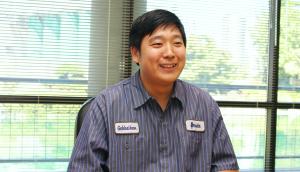 head brewer Yosuke Kawase