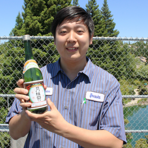 head brewer Ryosuke kawase