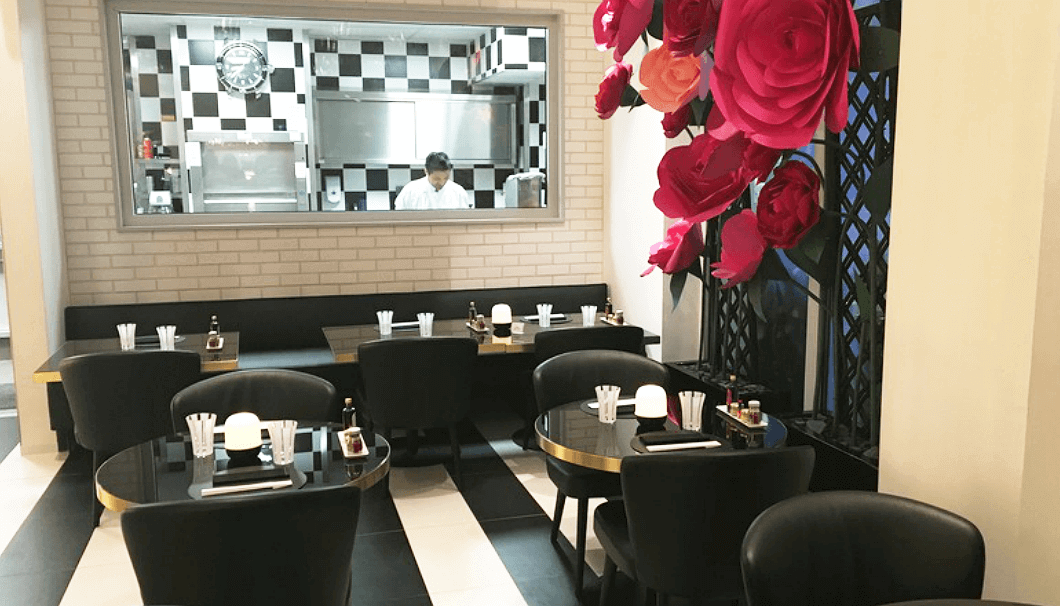 """Dassaï Joël Robuchon"" opens in Paris"