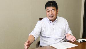 the head of the engineering at Gekkeikan, Yousuke Yamanaka