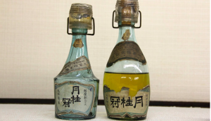 Bottled Sake that Gekkeikan sell