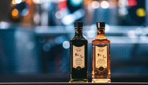 Hiroshima distillery's Sakurao Gin