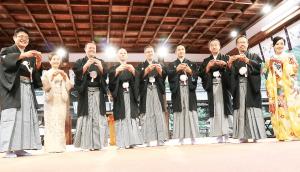 This year's Sake Samurai Induction Ceremony was held at the historic Matsuo Taisha shrine in Kyoto on 26 September adding seven new members to the growing ranks of Sake Samurai worldwide.