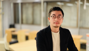 Clear, Inc. CEO and SAKE100 mastermind Ryuji Ikoma