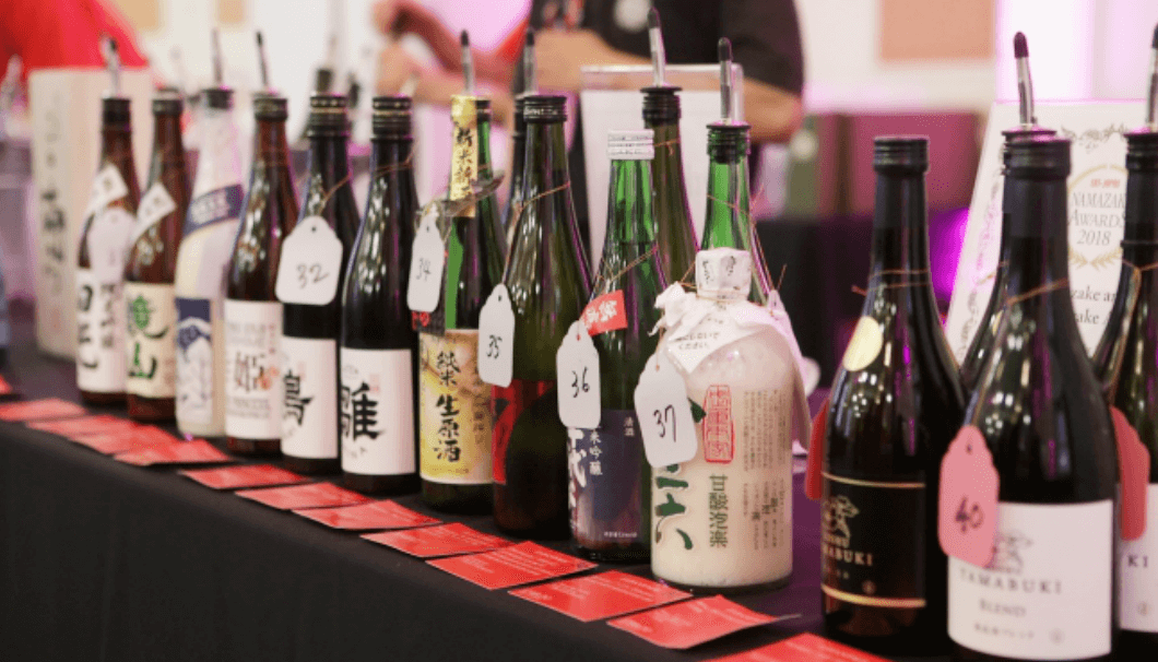 World's First Overseas Nama Sake Event Held in London