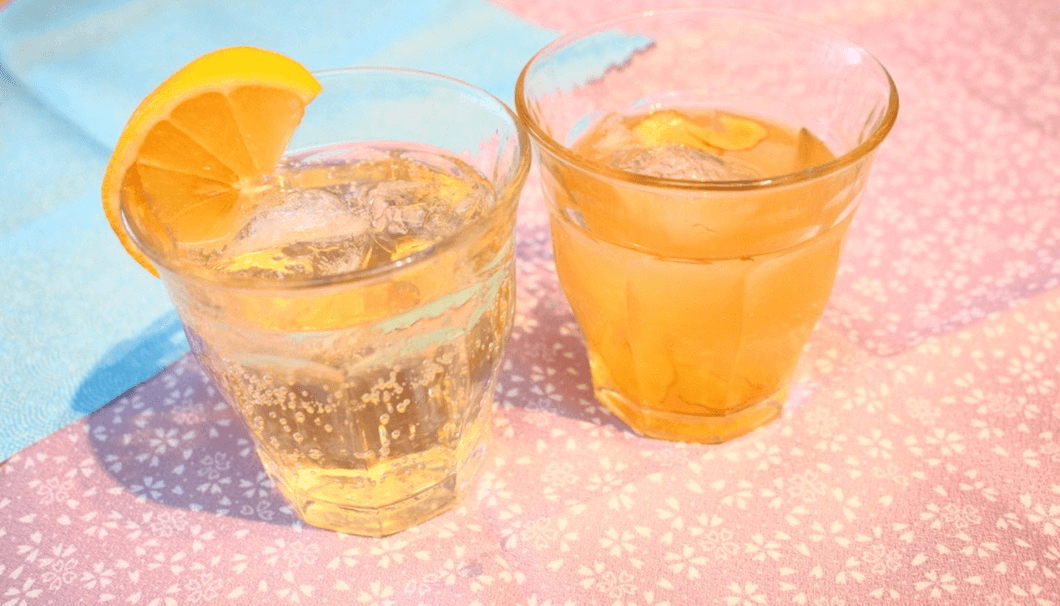 mirin cocktail