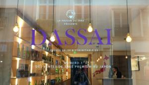La Maison du Sake is another place to find Dassai
