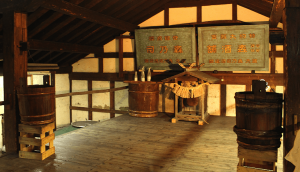 Some breweries like Imayotsukasa in Niigata Prefecture can double as museums