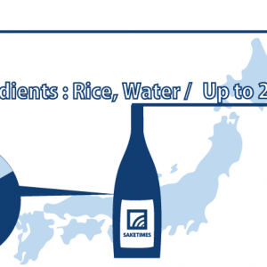 infographics of what is sake
