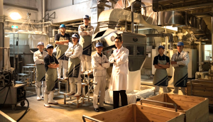 the brewers of 秋田酒類製造株式会社