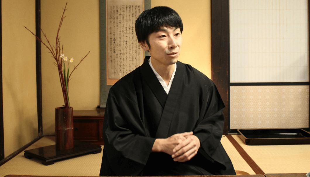 Chotokuji's Chief Priest Masataka Sekine