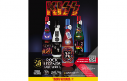 Rock Legends Sake Series KISS