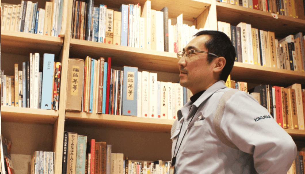 KIKUSUI research and development engineer Shunsuke Miyao