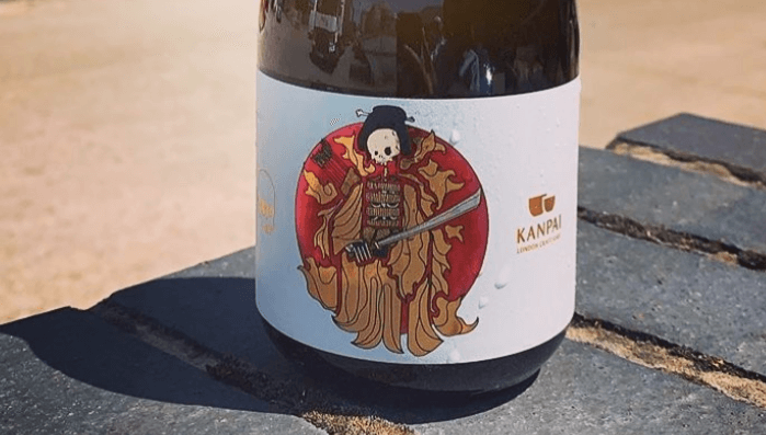 Kanpai London Craft Sake Brewery Treats UK to Sake Events, Works with Local Beermaker on Sake-inspired Brew