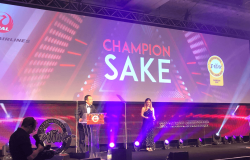 champion sake was announced of the International Wine Challenge (IWC) 2019 at this ceremony