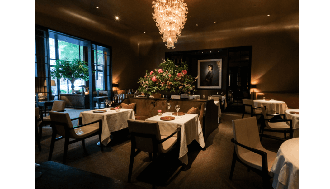 The Michelin 3-Star Restaurants Quince