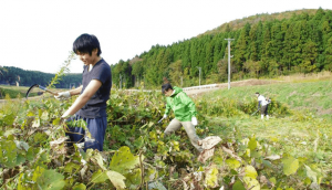 Noto Peninsula of Ishikawa Prefecture