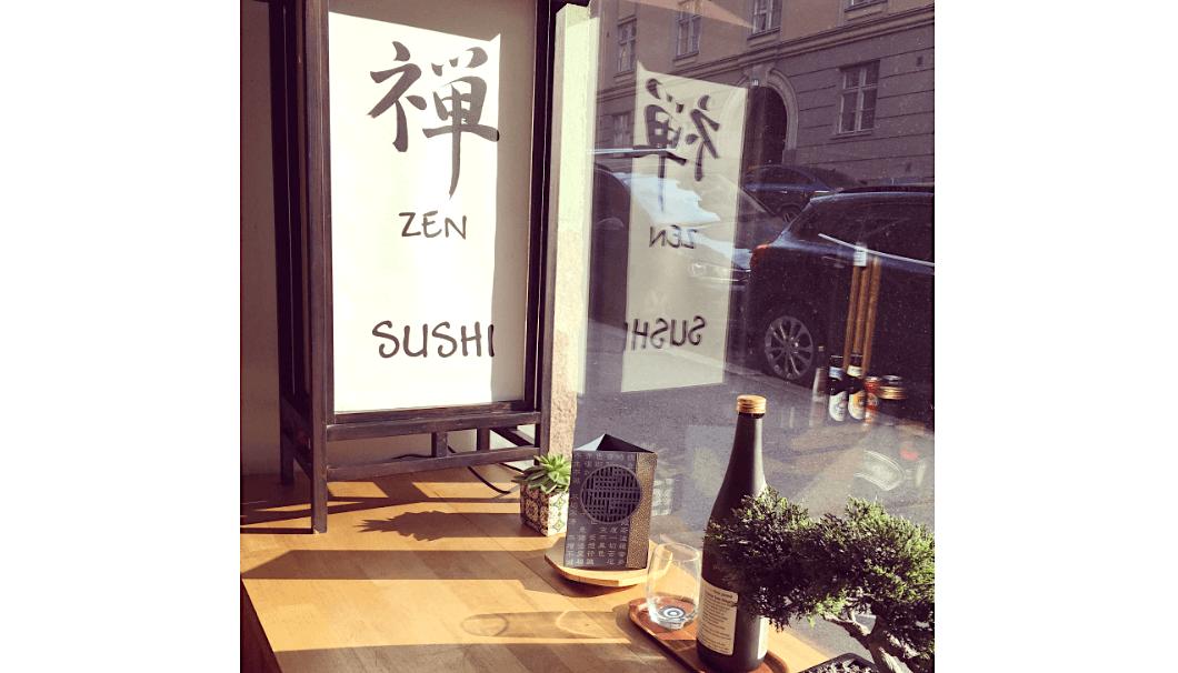 Helsinki's Zen Sushi