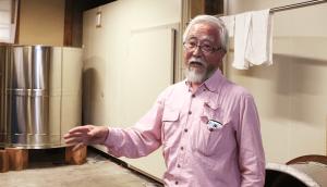 Yoichi Yoshioka speak about finding toji
