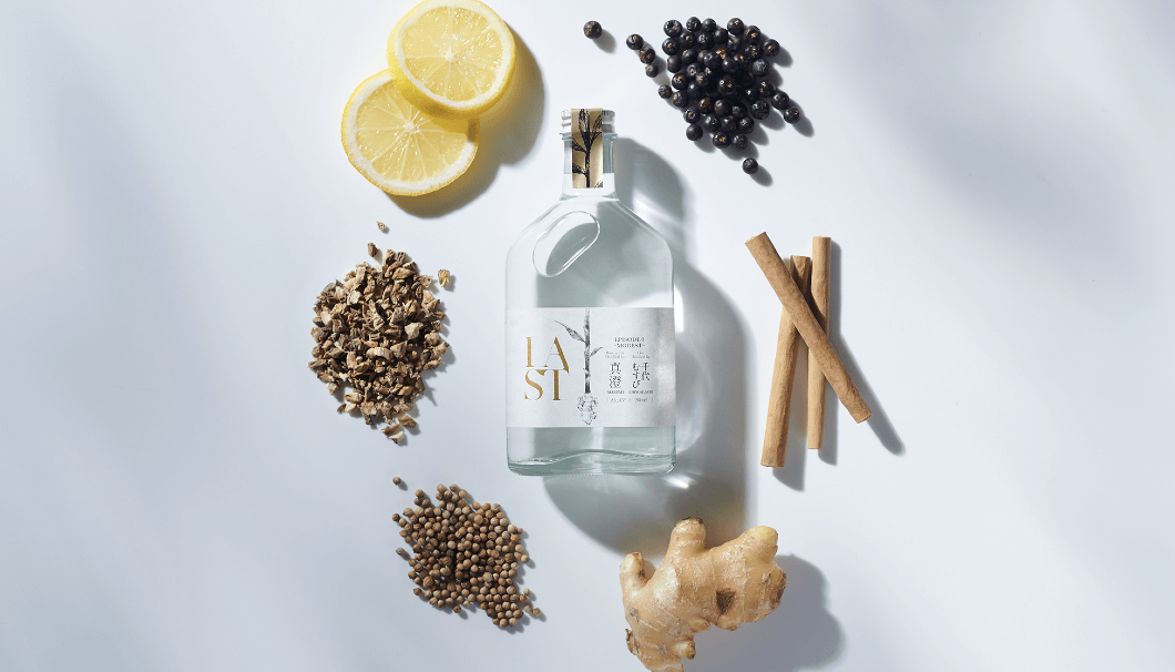 Craft Gin Last