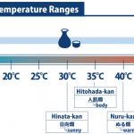SAKE 101: Serving Temperatures